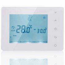 Rádiós termosztát kazán ki-be kapcsolásához