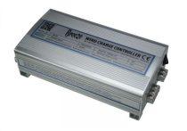 Töltésszabályozó szélgenerátorhoz és napelemhez 24V 1200+300W