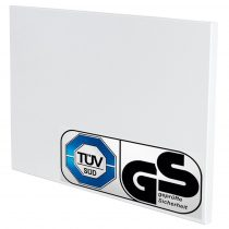 Infra panel 300W  600 x 400 x 25mm fehér infrapaneles fűtéssel energiatakarékos de természetes, jóté