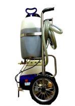 Napkollektor rendszer  töltő szivattyú feltöltő pumpa