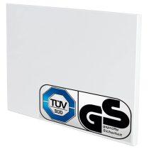 Infra panel 650W  900 x 600 x 25mm fehér Infrapaneles fűtés