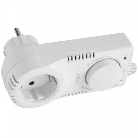 TS01 Konnektoros termosztát infrapanel vagy elektromos fűtés szabályzás