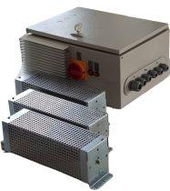 Töltésszabályozó szélgenerátorhoz és napelemhez 48V 4000W