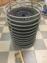 Vészhűtő készítés vészhűtés napkollektoros rendszerekhez a nyári túlmelegedés ellen pl. kútba