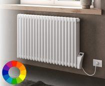 Elektromos radiátor - Cordivari Ardesia Electric 338x600 fehér design törölközőszárító