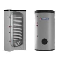 Melegvíz tároló - Cordivari Bolly 2ST WC1000 2 hőcserélős álló 1000L indirekt bojler