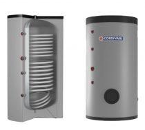 300 literes HMV tároló extra nagy hőcserélővel - Cordivari Bolly2 XL WB300 2 hőcserélős álló, napkollektor vagy hőszivattyú számára