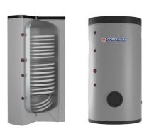 500 literes HMV tároló extra nagy hőcserélővel - Cordivari Bolly2 XL WB500 2 hőcserélős álló