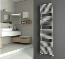 Design radiátor - Cordivari Elen 18 Polished 430x760 polírozott rozsdamentes acél design törölközősz