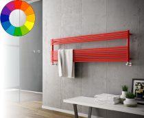 Színes design radiátor - Cordivari Katia VX Wide 1200x405 piros design törölközőszárító. Rendelhető