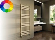 Színes radiátor - Cordivari Kora 500x1000 bézs design törölközőszárító. Rendelhető fekete piros kék