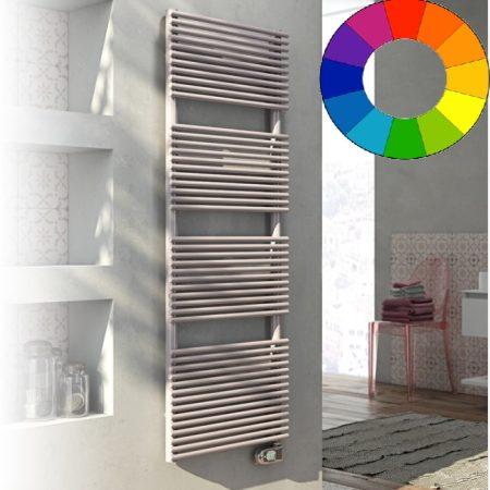 Színes elektromos radiátor - Cordivari Lucy 18 Electric 480x760 homok színű design törölközőszárító