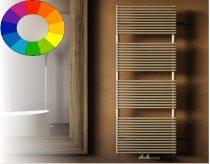 Design radiátor - Cordivari Lucy 18 430x760 bézs design törölközőszárító. Rendelhető fekete piros ké