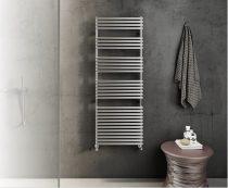 Design radiátor - Cordivari Lucy 25 Chromed 430x738 króm design törölközőszárító