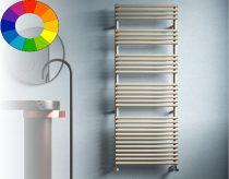 Színes radiátor - Cordivari Lucy 25 430x738 bézs design törölközőszárító. Rendelhető fekete piros ké