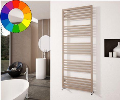 Design radiátor - Cordivari Naike 480x760 bézs design törölközőszárító. Rendelhető fekete piros kék