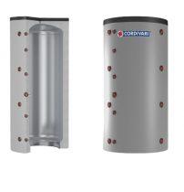 Puffer tároló - Cordivari VB 600 - hőcserélő nélkül 600 liter - sarokba helyezhető puffertartály