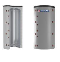 Puffer tároló - Cordivari VC1500 - hőcserélő nélkül 1500 liter - sarokba helyezhető puffertartály
