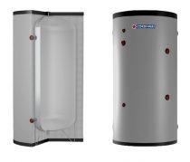 Melegvíz tároló - Cordivari Vaso Inerziale WB200 - hőcserélő nélküli álló 200L indirekt bojler