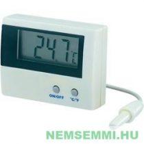 Digitális hőmérő 1 méter érzékelő kábellel