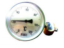 Fűtési hőmérő