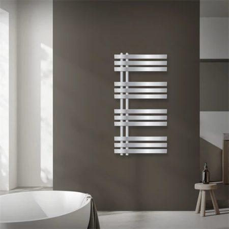 Modern designer radiátor króm 500 x 1000 mm