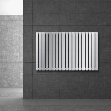 Modern design radiátor 630 x 1030 mm króm oldalsó csatlakozás