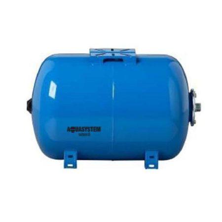 Hidrofor tartály 100 liter álló membrános zárt rendszerű használati víiz tartály EPDM gumimembránnal