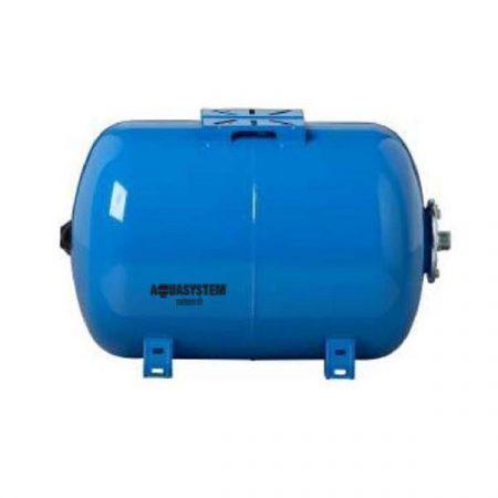 Hidrofor tartály 50 liter álló membrános zárt rendszerű használati víiz tartály EPDM gumimembránnal