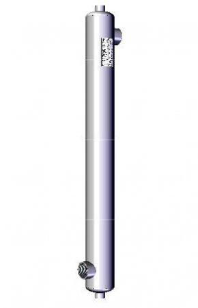 Medence hőcserélő 75 kW
