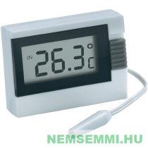 Digitális hőmérő 2,5 méter érzékelő kábellel