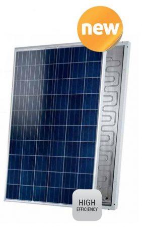 Hibrid napkollektor - 250W napelem és síkkollektor egyben!