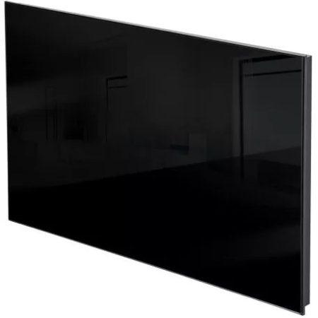 Infra panel üveg borítással fekete színben 270W