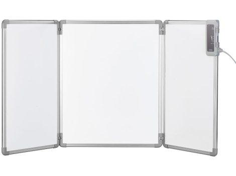 Összecsukható távoli infravörös fűtőpanel alumínium vázzal, 80 ° C-ig, 315 W