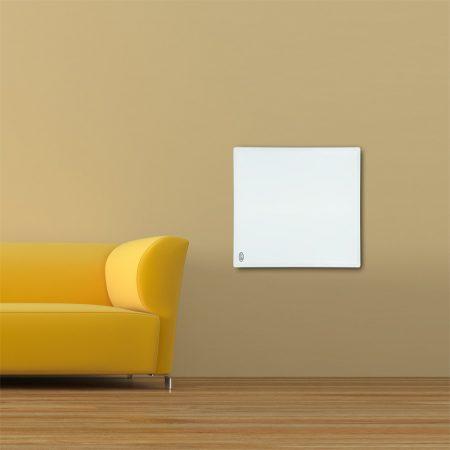 Infra panel 300W 60x60cm fehér