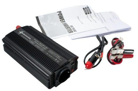 Szigetüzemű rendszerhez használható 24V-os inverter