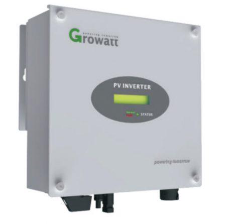 Napelem-inverter 2 kW Growatt