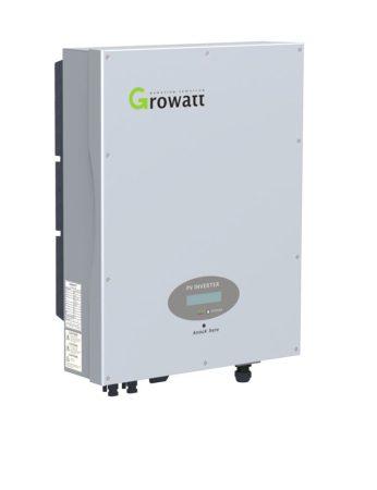 Napelem-inverter 4,4 kW Growatt