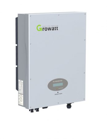 Napelem-inverter 6 kW Growatt