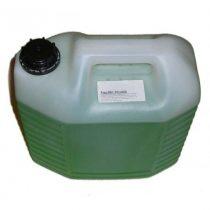 fagyálló szolár folyadék nem mérgező 10 liter -58C tömény napkollektoros és fűtés rendszerekhez.