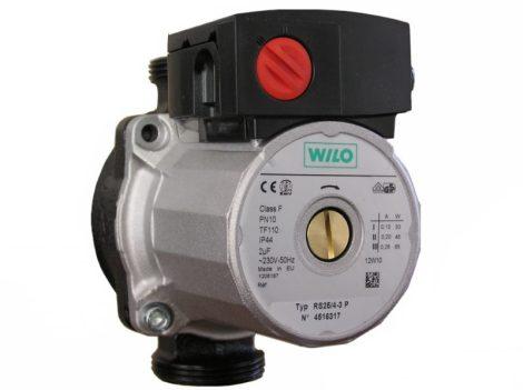 Keringető szivattyú Wilo RS 25/6 180 mm napkollektor rendszerek szivattyúja