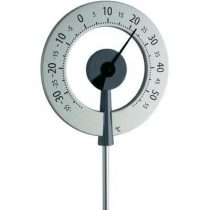 Kerti hőmérő kültéri kivitel, analóg, időjárásálló kivitel
