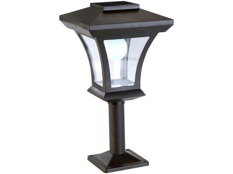 SWL-05 Napelemes LED állólámpa, lámpás kivitelben 45 lm 0,3 watt