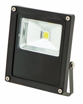 LED lámpa 12V 10W keskeny kivitel
