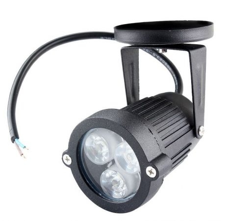 Vízalatti reflektor LED lámpa 12V 3W vízálló IP68