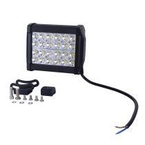 LED munkalámpa 12V 72W LED, fényvető, fényszóró