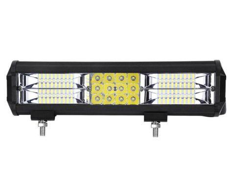 LED fényvető lámpa 12V vagy 24V 288W LED fényhíd munkalámpa, fényszóró