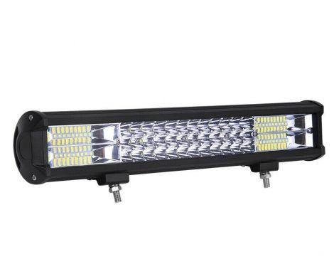 LED fényhíd, fényvető lámpa 12V vagy 24V 432W LED munkalámpa, fényszóró