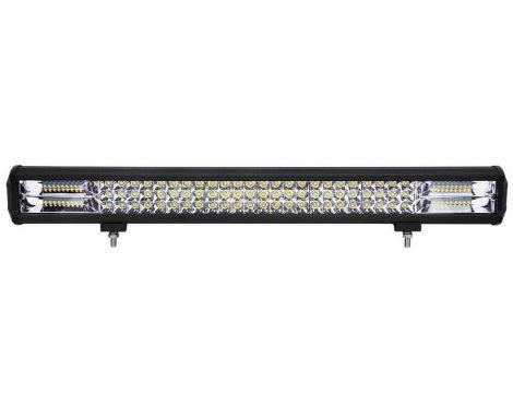 LED fényszóró lámpa, 12V vagy 24V fényhíd 648W LED munkalámpa, fényvető