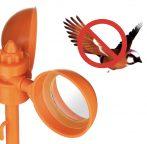 Forgó madárriasztó szélkanál szélkerék